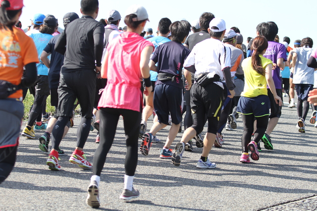 マラソンバナー