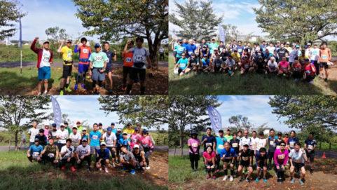 2019年9月22日 第18回UP RUN新横浜鶴見川マラソン大会