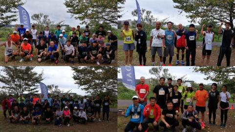 2019年10月6日 第19回UP RUN新横浜鶴見川マラソン大会