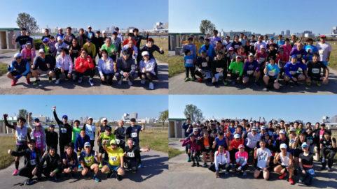 2019年11月10日 第33回UPRUN葛飾区荒川河川敷堀切橋マラソン大会