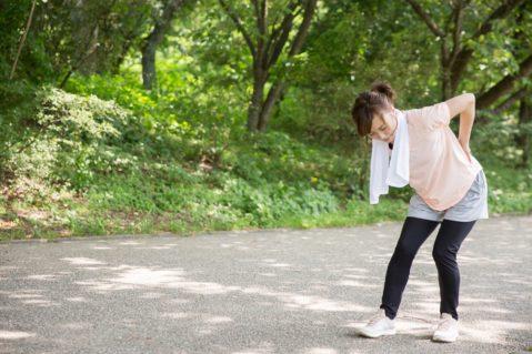ランニングしている方には実は多い?『腰痛』の原因と対策とは