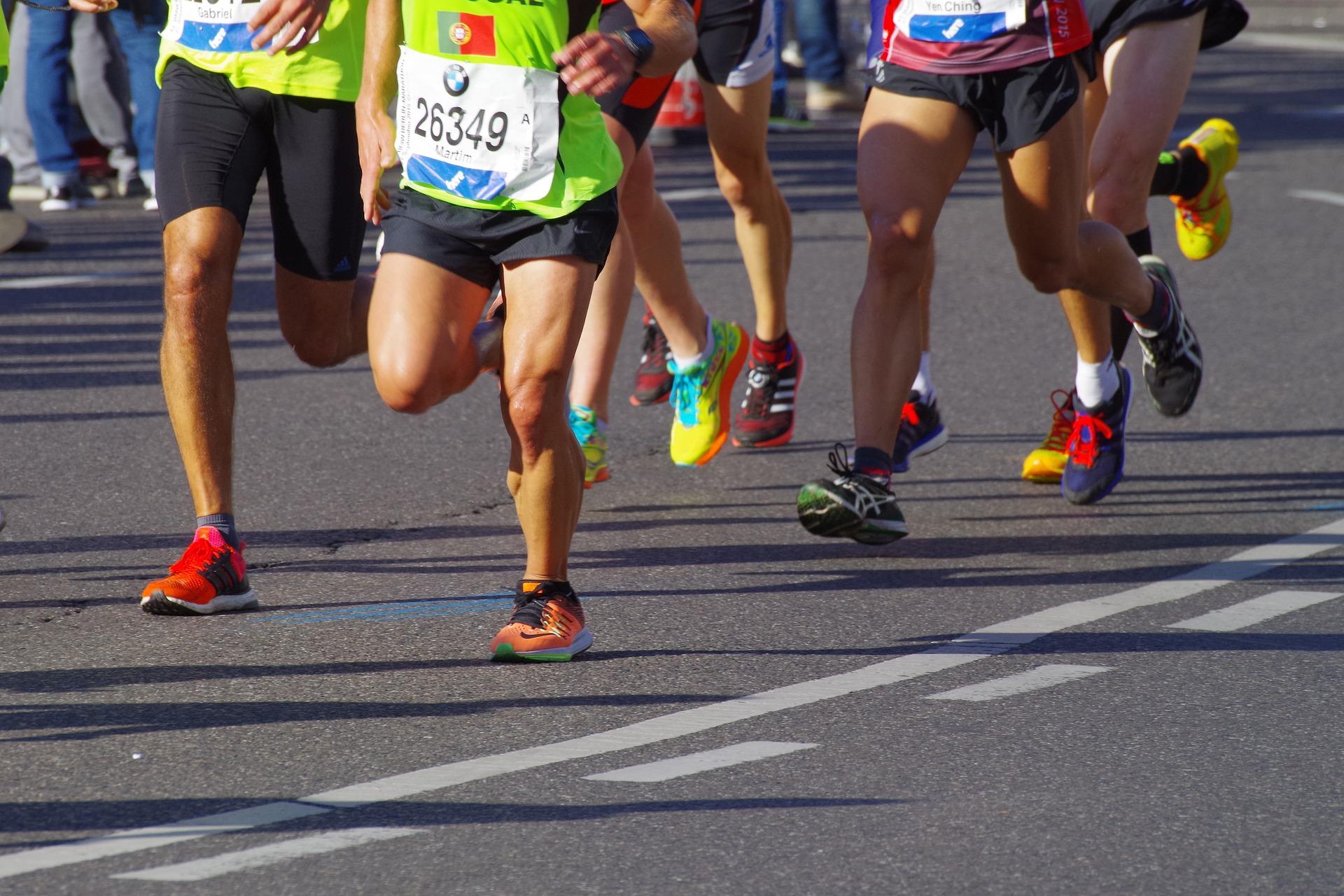 マラソン大会に向けてのトレーニング!自身のランニングフォームと向きあおう!
