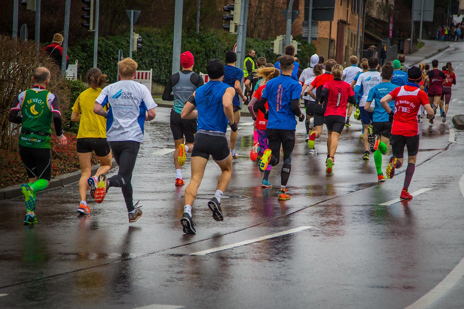 冬のマラソン、ランニングは注意すべき!低体温症とは??